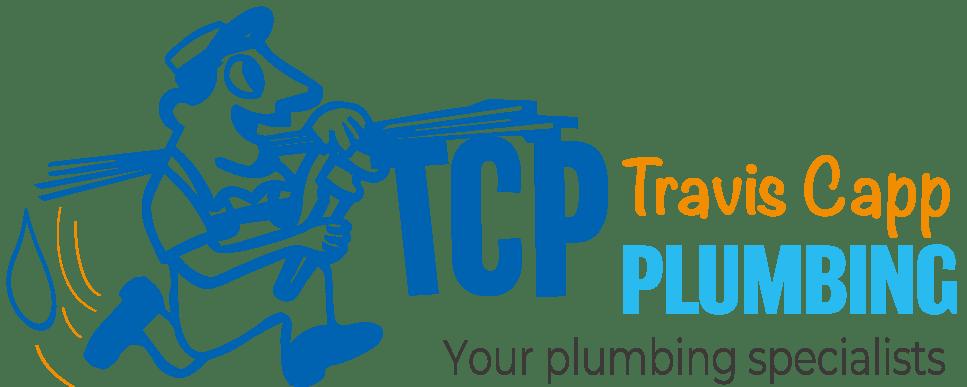 travis capp plumbing logo